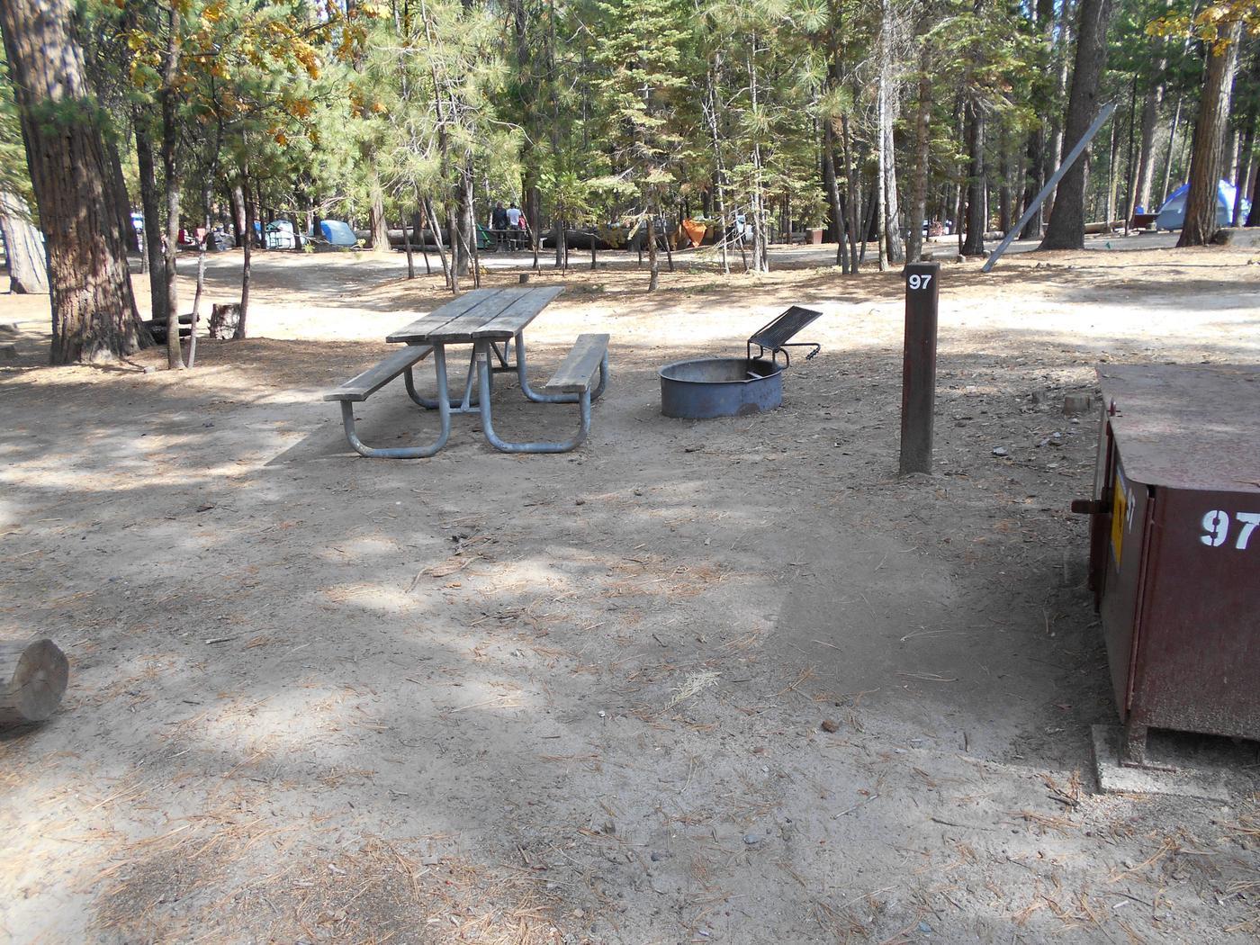 Hodgdon Meadow CampgroundSite 097