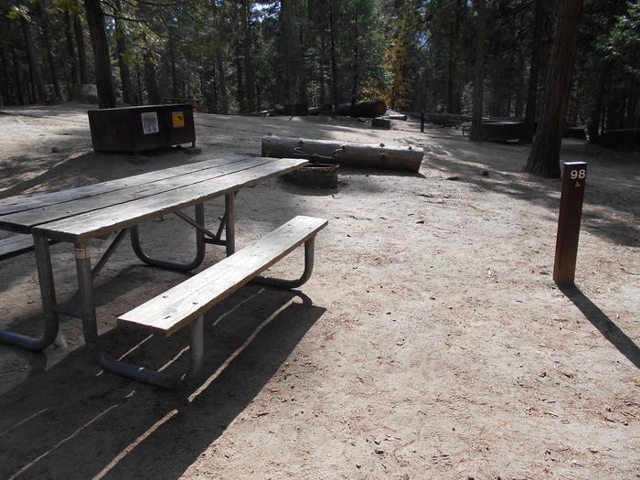 Hodgdon Meadow CampgroundSite 098