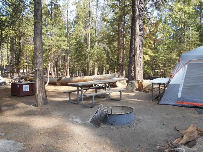 Hodgdon Meadow CampgroundSite 099