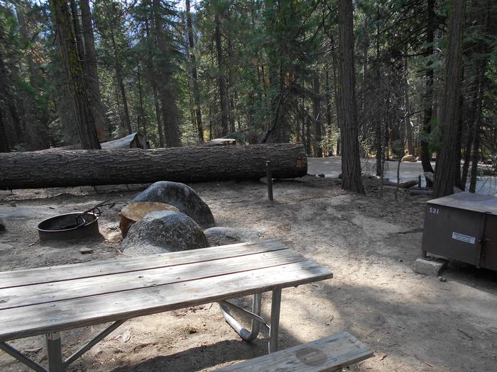 Hodgdon Meadow CampgroundSite 103