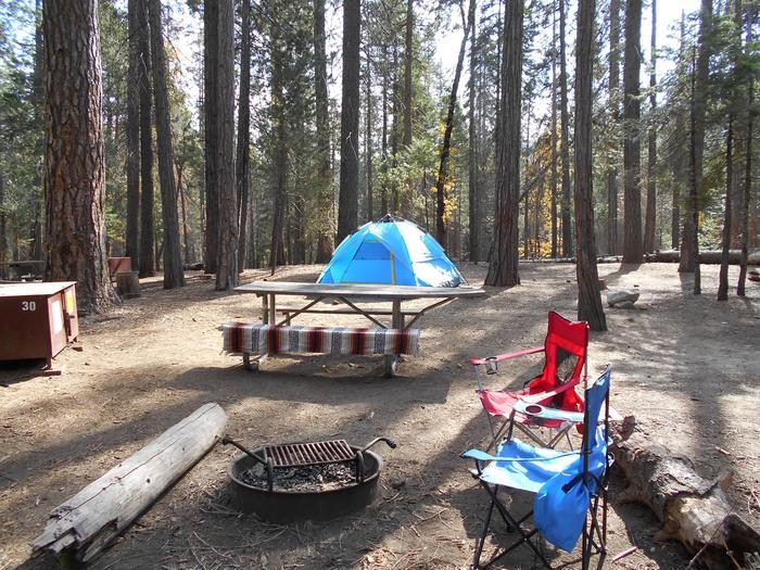 Hodgdon Meadow CampgroundSite 030