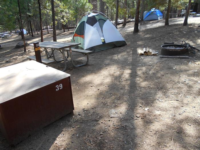 Hodgdon Meadow CampgroundSite 039