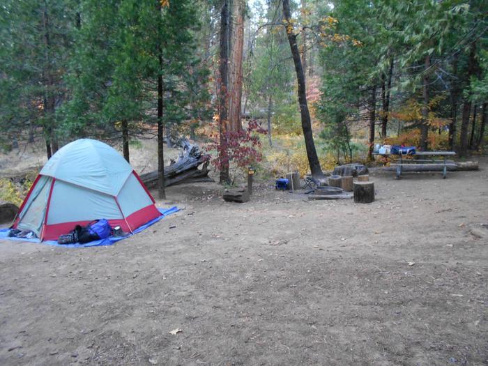 Hodgdon Meadow CampgroundSite 015