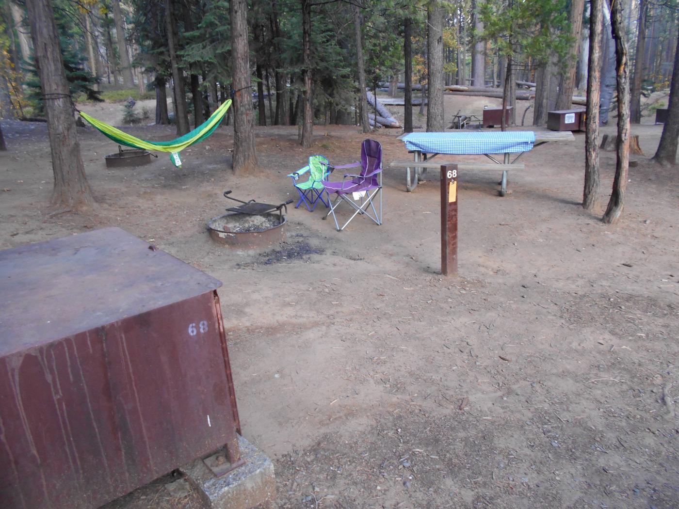 Hodgdon Meadow CampgroundSite 068