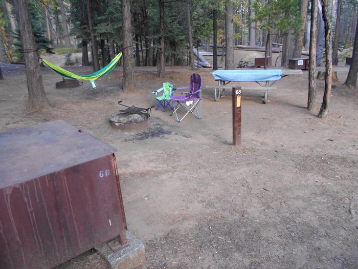 Hodgdon Meadow CampgroundSite 068
