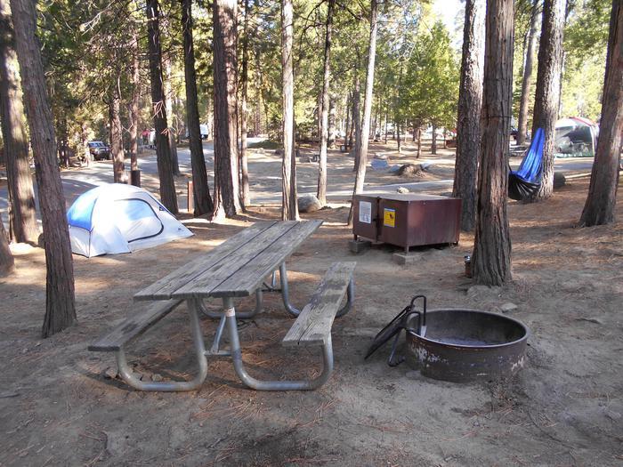 Hodgdon Meadow CampgroundSite 101