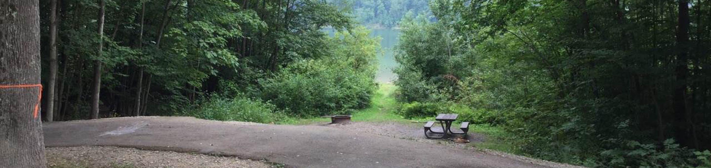 Kiasutha Recreation Area: Site 43