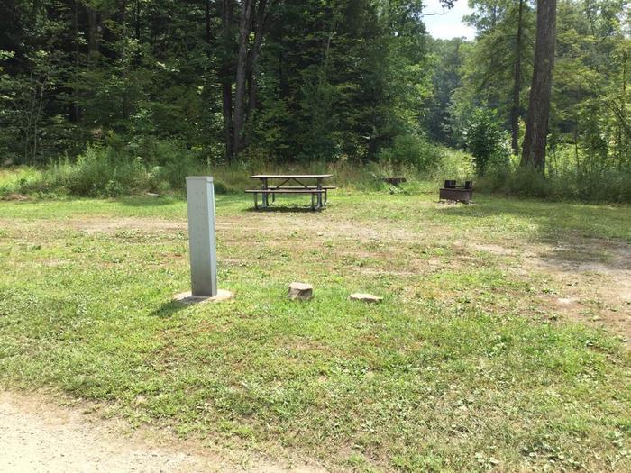 Kiasutha Recreation Area: Site 57