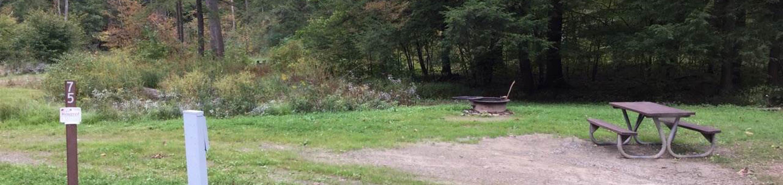 Kiasutha Recreation Area: Site 75