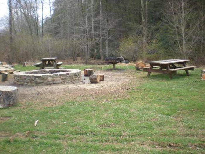 Boley Field Group Campground