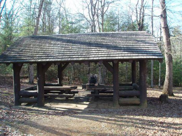 Comers Rock Picnic Shelter-Site 01Comers Rock Picnic Shelter-Site 01
