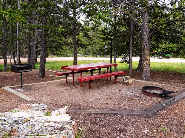 pp-site10Porcupine Campground