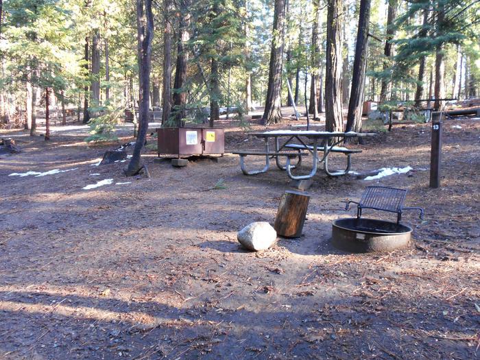 Hodgdon Meadow CampgroundSite 013