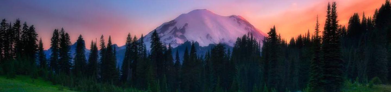 Mt Rainier Mt Rainier