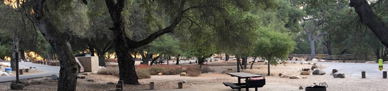 Arroyo Seco Campground 3