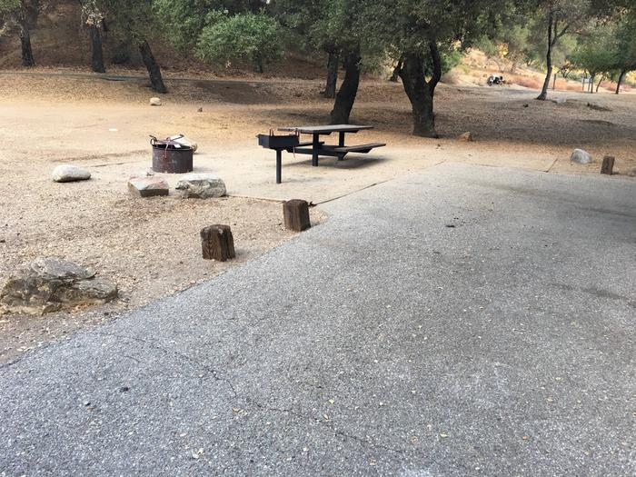 Arroyo Seco Campground 5