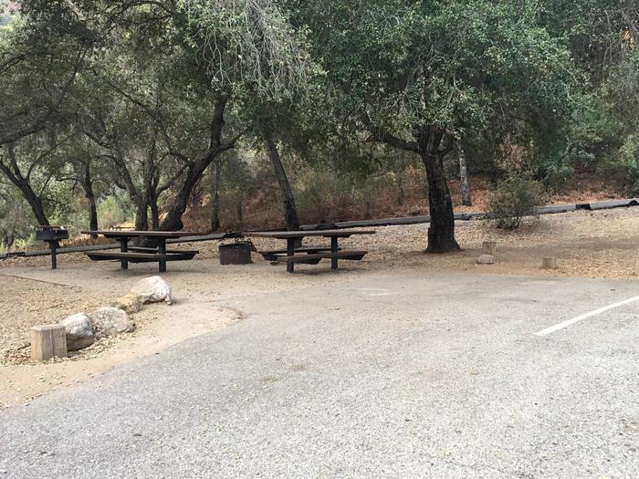 Arroyo Seco Campground 12