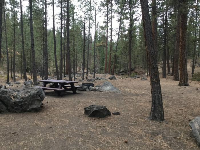 Site 4McKay Crossing Campground