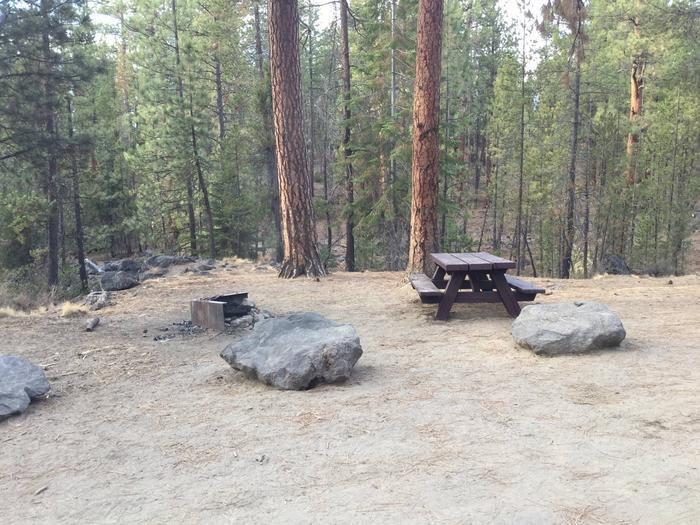 Site 9McKay Crossing Campground