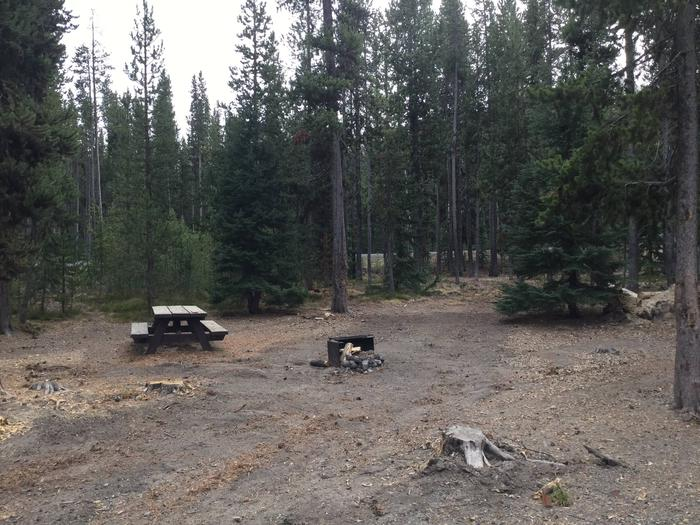 Site 26East Lake Campground