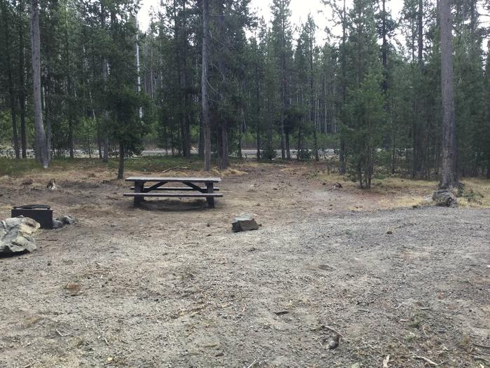 Site 28East Lake Campground