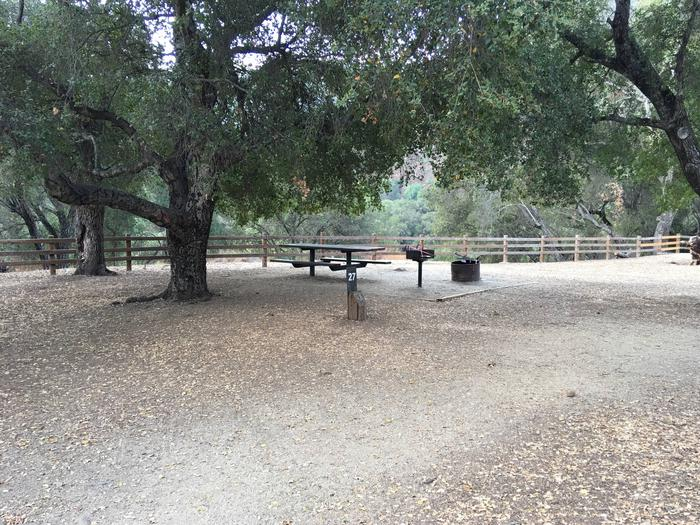 Arroyo Seco Campground 27