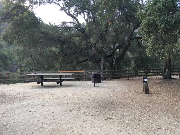 Arroyo Seco Campground 28