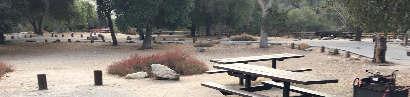 Arroyo Seco Campground 30