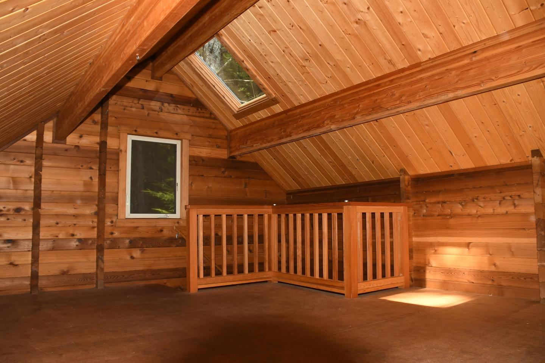 Point Amargura CabinPoint Amargura Cabin Interior: Second Floor