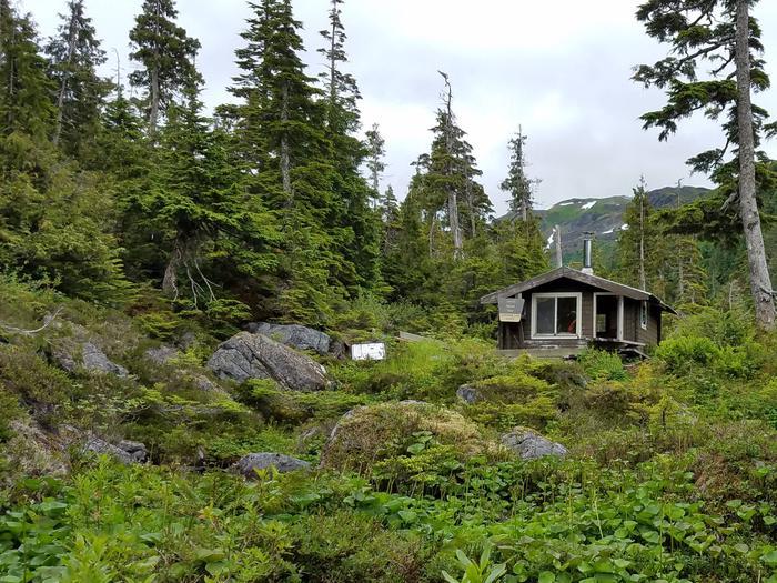 Lake Josephine Cabin