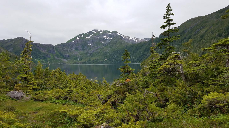 Lake JosephineFrom Lake Josephine Cabin