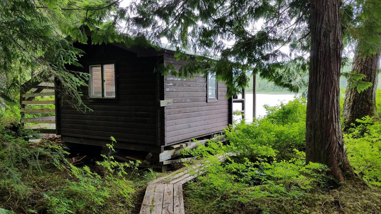 Honker Lake Cabin
