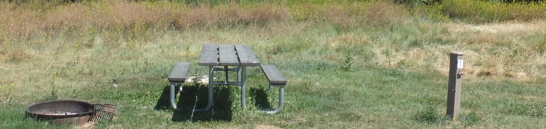 Hellgate Campground - Campsite 7