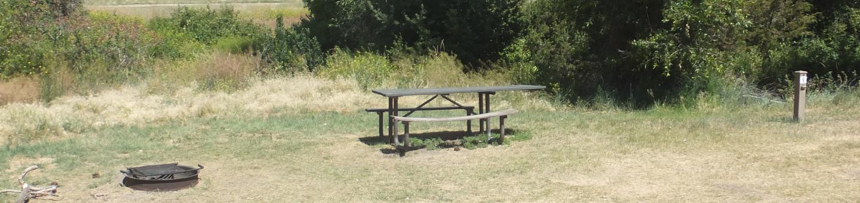 Hellgate Campground - Campsite 9