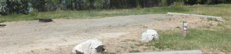 Hellgate Campground - Campsite 11