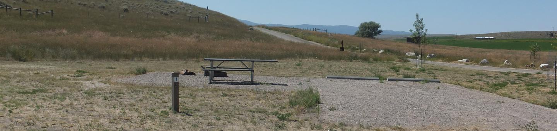 White Earth Campground - Campsite 1