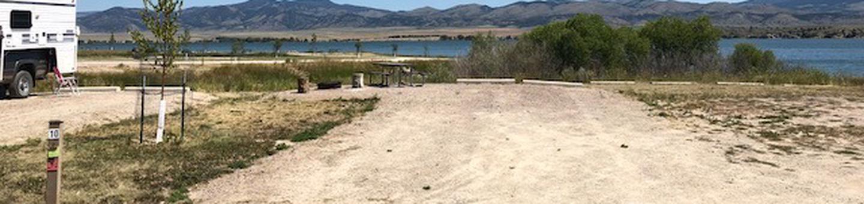 White Earth Campground - Campsite 10