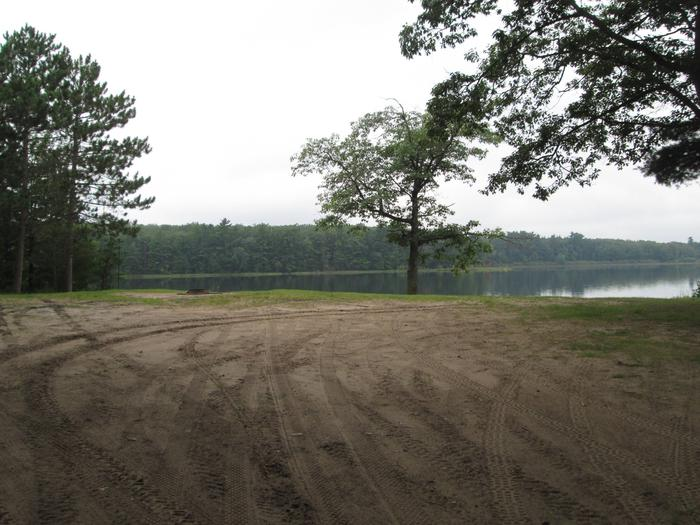 Preview photo of Lyman Lake Dispersed Campsite