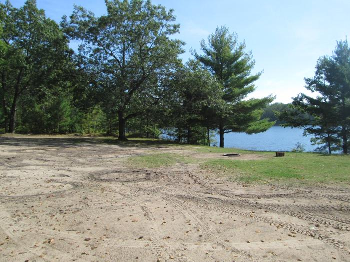 Lyman Lake Campsite