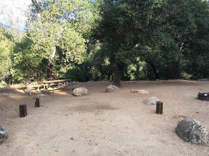 Arroyo Seco Campground 36
