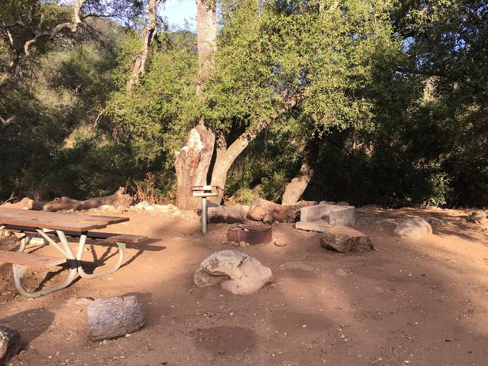 Arroyo Seco Campground 37