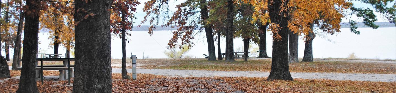 Belle Starr Campsite #W21Campsite W21