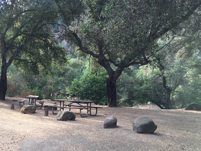Arroyo Seco Campground 41