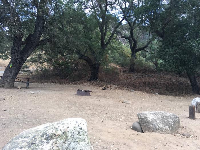 Arroyo Seco Campground 44