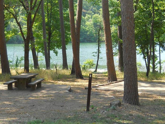 Lake ViewSite 8