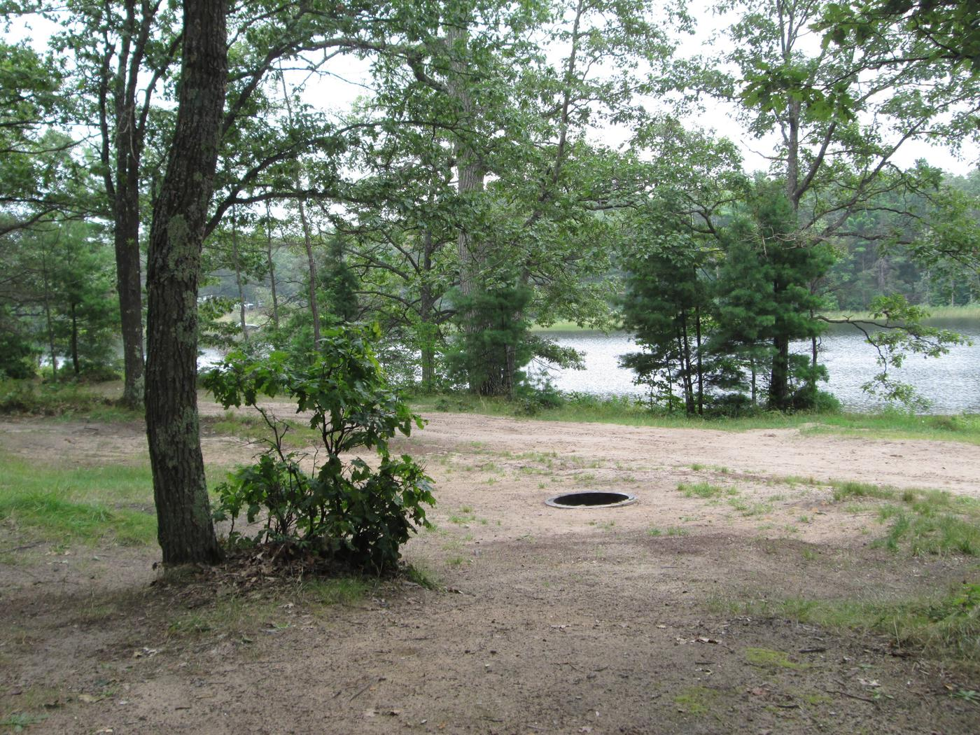 Lyman Lake Site 7