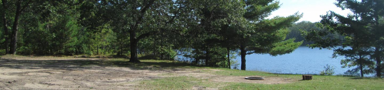 Lyman Lake Site 8