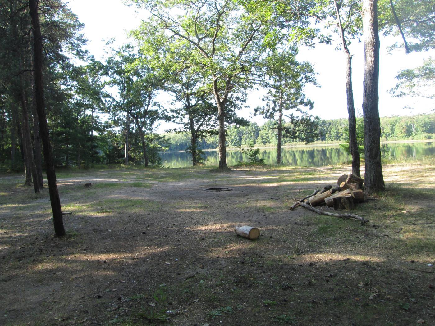 Lyman Lake Site 10