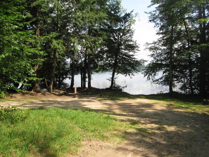 Preview photo of Bass Lake Dispersed Campsite