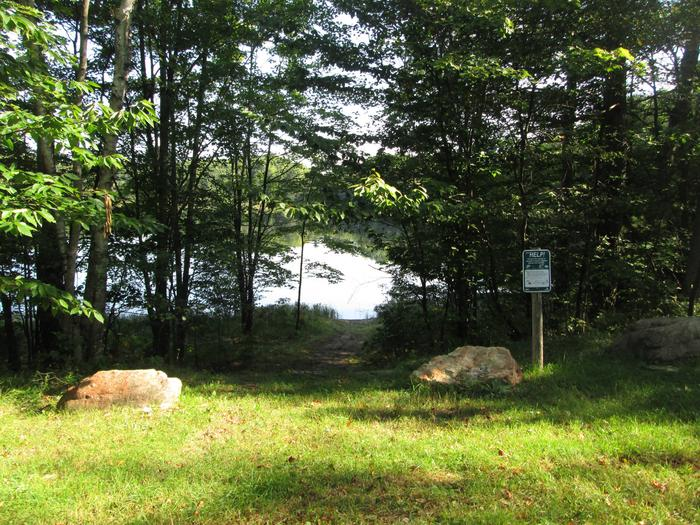 Preview photo of Carr Lake Dispersed Campsite